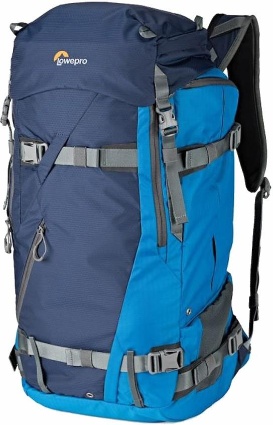 Lowepro Powder 500 AW Snowboard Camera Backpack 55L Blue