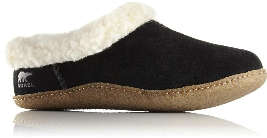 Sorel Womens Nakiska Slide Women's Slippers, UK 4 Black