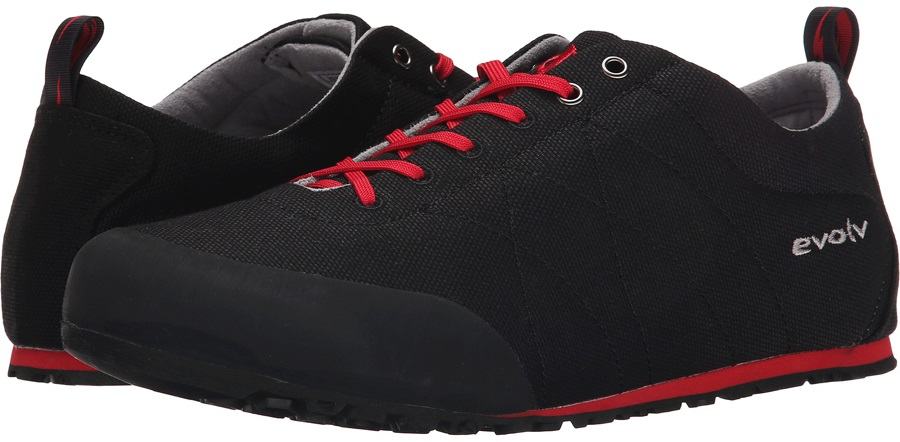 Evolv Cruzer Psyche Approach Shoes UK 7 Black