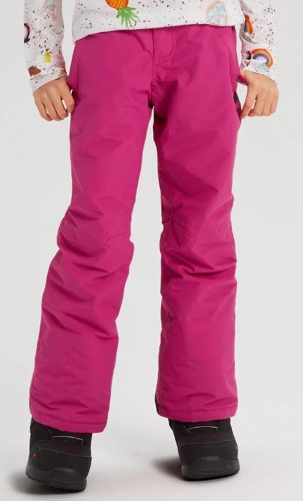 Burton Sweetart Pants Girl's Ski/Snowboard Trousers, XS Fuchsia