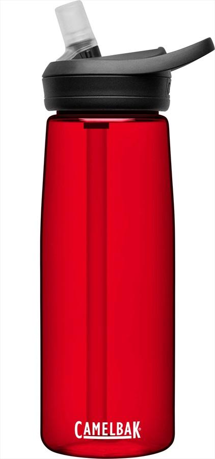 Camelbak Eddy+ Spill-Proof Water Bottle, 750ml Cardinal