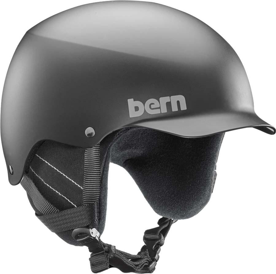 Bern Baker EPS MIPS Snowboard/Ski Helmet Matte Black M