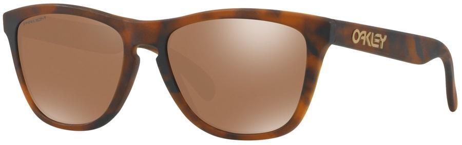 Oakley Frogskins Prizm Tungsten Sunglasses, Matte Tortoise
