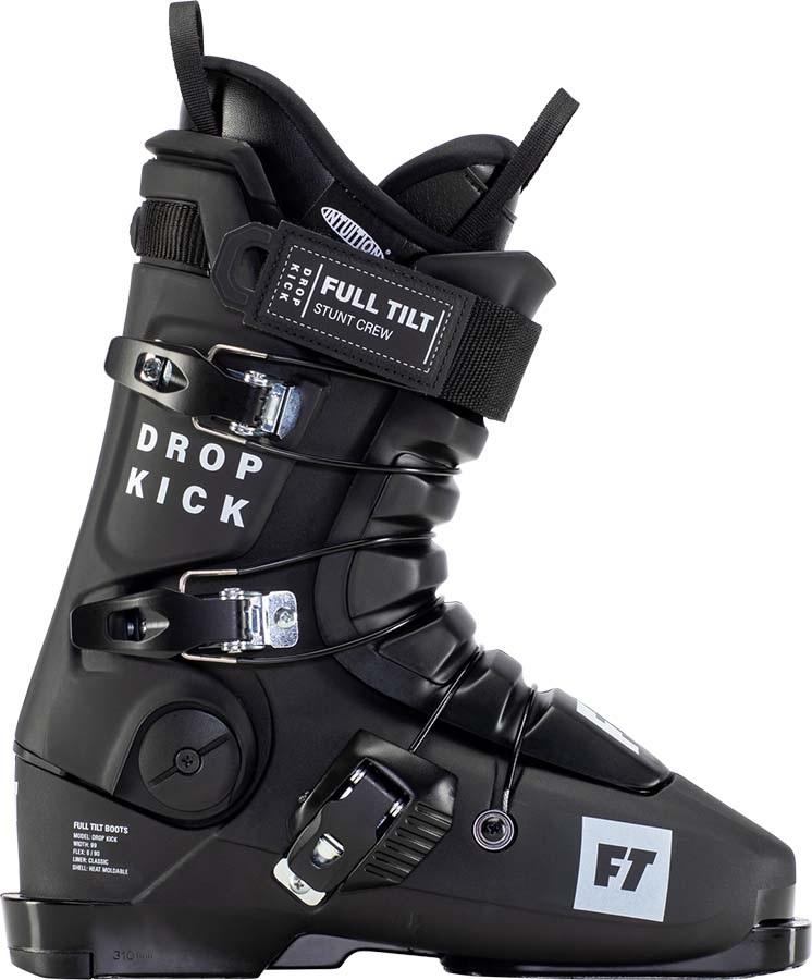 Full Tilt Drop Kick Ski Boots, 28/28.5 Black 2022