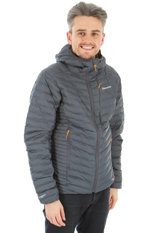 Montane Icarus Men's Insulated PrimaLoft® Jacket, XL Shadow