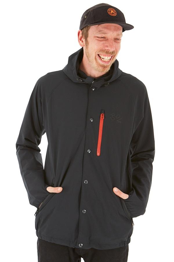 thirtytwo 4TS Comrade Ski/Snowboard Jacket S Black