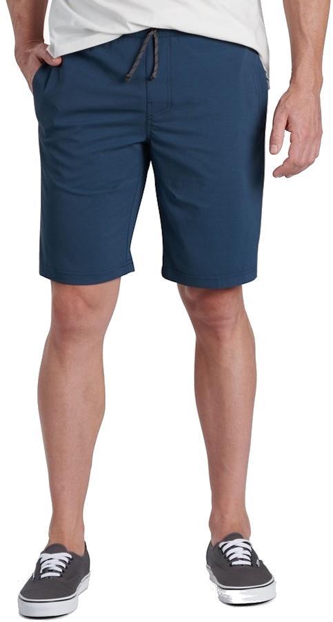 Kuhl Kruiser Men's Climbing/Hiking Shorts, S Pirate Blue
