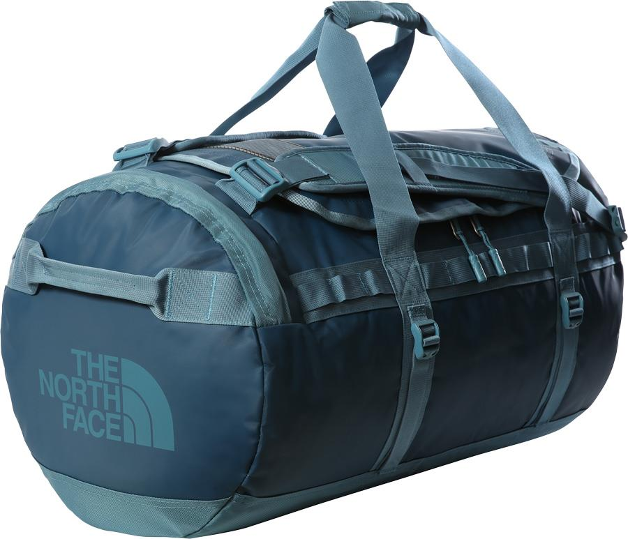 The North Face Base Camp Duffel Bag/Backpack, M Monterey Blue/Storm