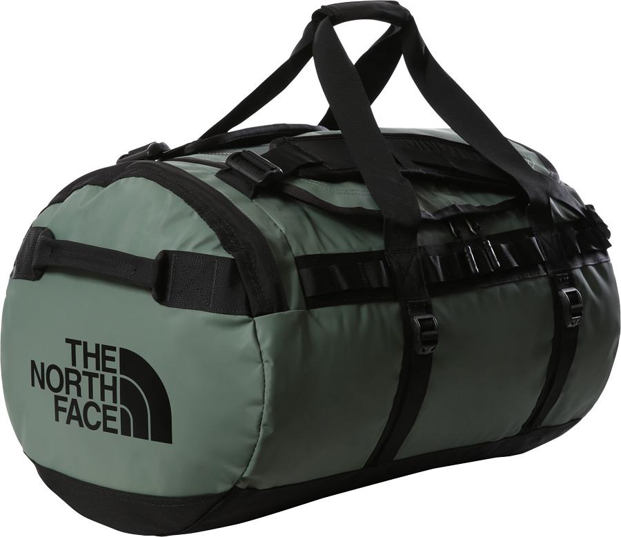 The North Face Base Camp Duffel Bag/Backpack, M Laurel Wreath Green