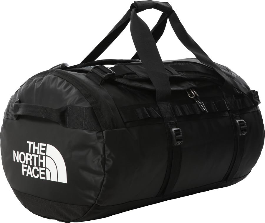 The North Face Base Camp Duffel Bag/Backpack, M TNF Black/TNF White