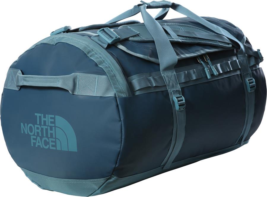 The North Face Base Camp Duffel Bag/Backpack, L Monterey Blue/Storm