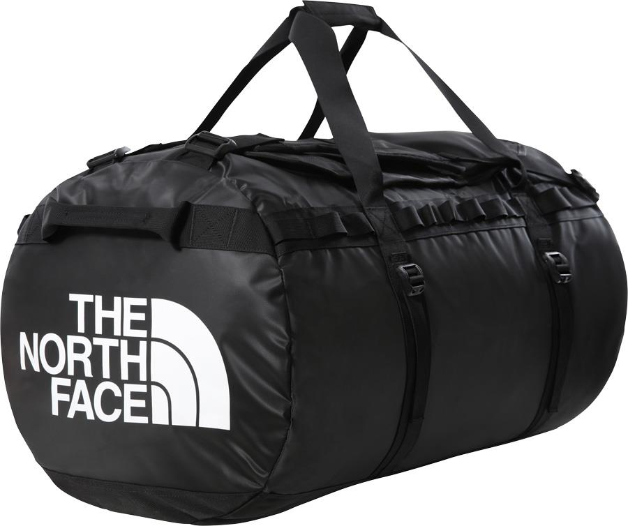 The North Face Base Camp Duffel Bag/Backpack, XL TNF Black/TNF White