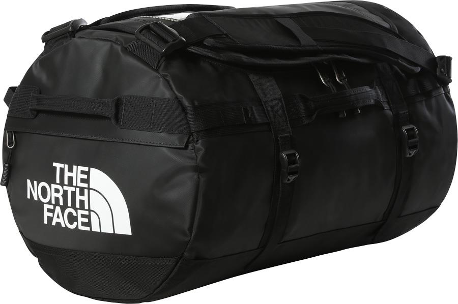 The North Face Base Camp Duffel Bag/Backpack, S TNF Black/TNF White
