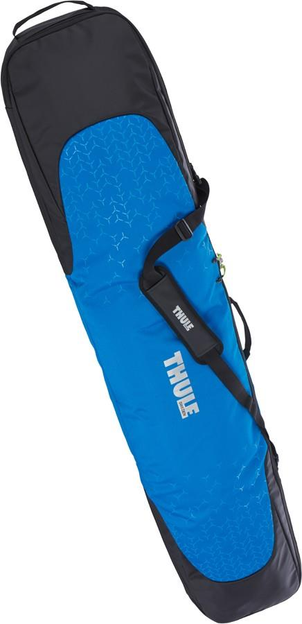 Thule RoundTrip Single Carrier Snowboard Bag 170cm Black/Cobalt