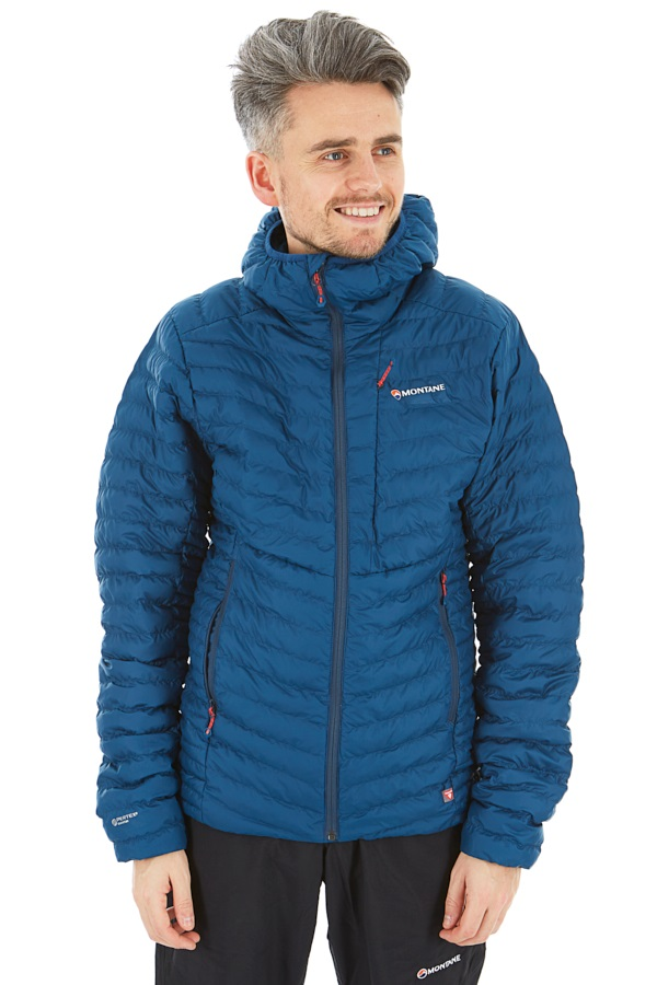 Montane Icarus Men's Insulated PrimaLoft® Jacket, M Narwhal Blue
