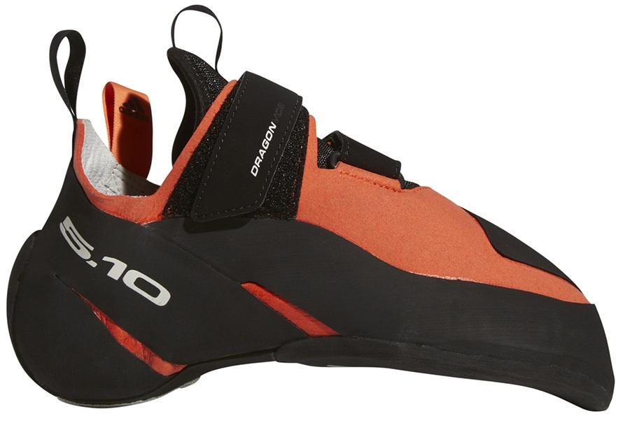 Adidas Five Ten Dragon VCS Climbing Shoe UK 6 | EU 39.3 Orange/Black