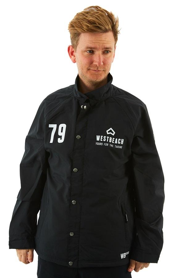 Westbeach Cruiser Ski/Snowboard Coaches Jacket, S Black