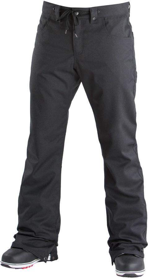 Airblaster Pretty Tight Ski/Snowboard Pants, M Black
