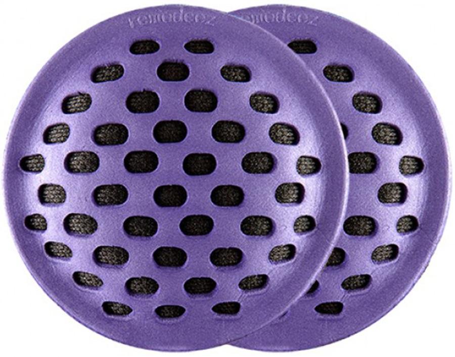 remodeez On The Go Gym Bag Deodoriser, Pair Purple