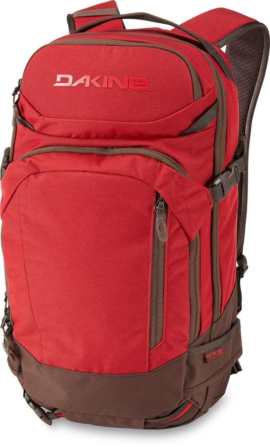 Dakine Heli Pro Snowboard/Ski Backpack, 20L Deep Red