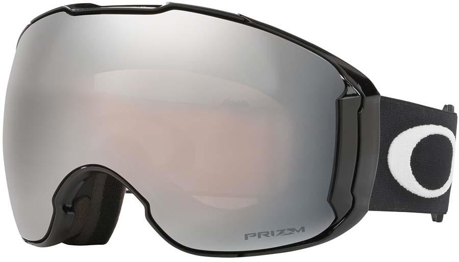 Oakley Airbrake XL Prizm Black. Snowboard/Ski Goggles, L Jet Black