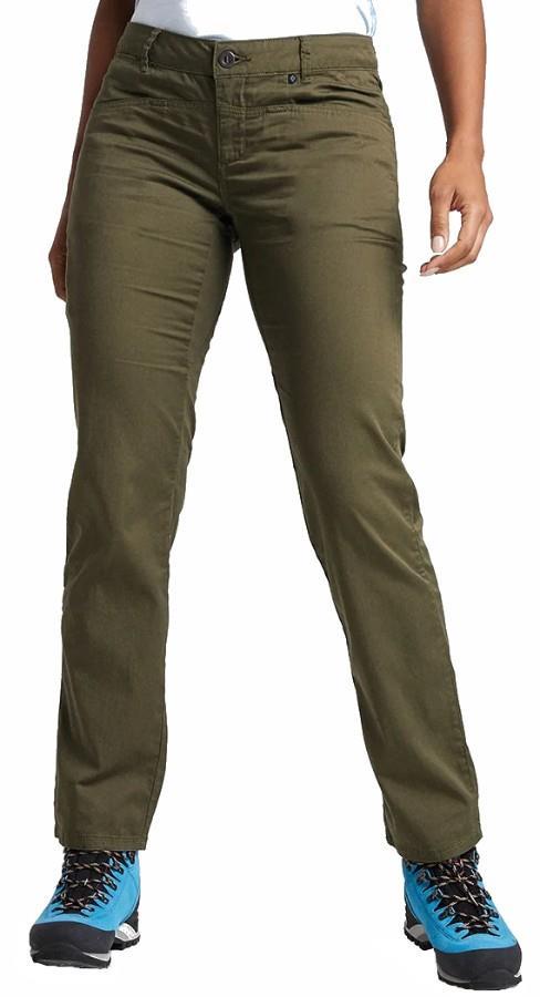 Black Diamond Radha Pants Women's Climbing Trousers, UK 10 Sergeant