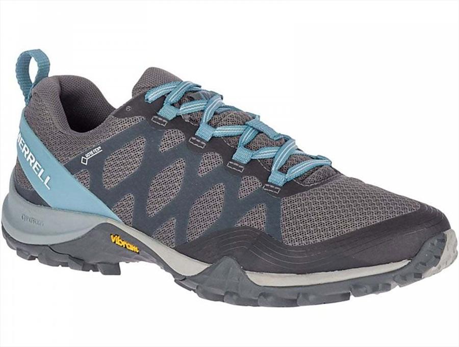 Merrell Siren 3 GTX Women's Walking Shoes UK 8 Blue Smoke