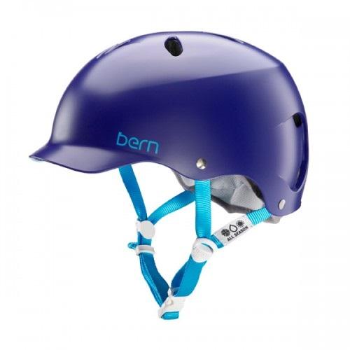 Bern LENOX Ladies H2O Watersports Helmet, M Midnight Blue