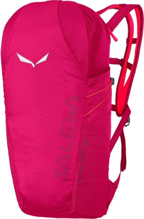 Salewa Adult Unisex Ultra Train 22 Lightweight Mountaineering Pack, 22l Virtual Pink