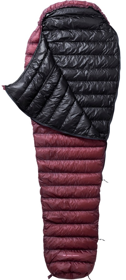 Y by Nordisk Fever Ultra LZ Ultralight Down Sleeping Bag, M