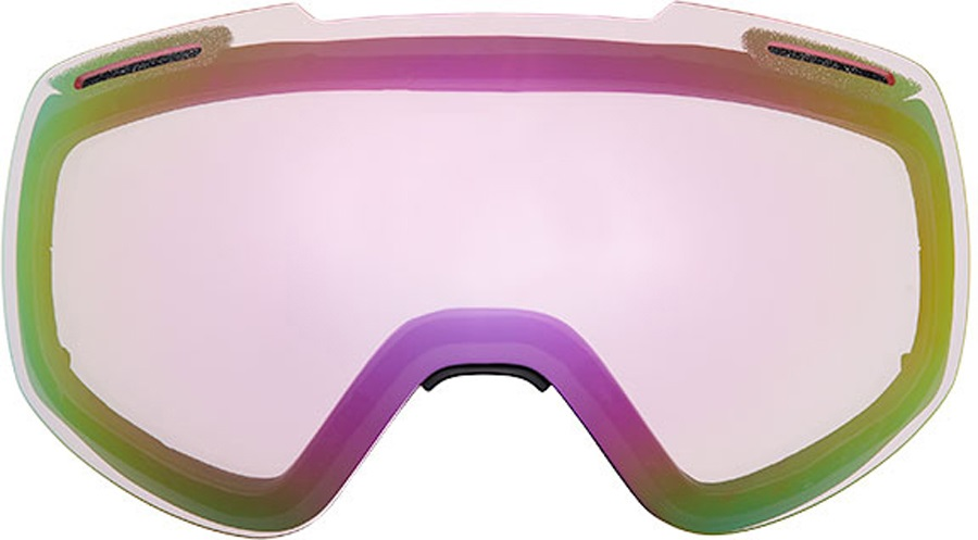 Nike SB Khyber Snowboard/Ski Goggle Spare Lens, One Size, Pink Ion