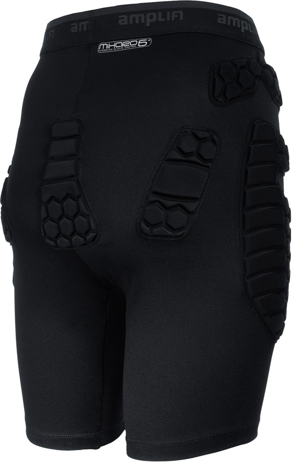 Amplifi Salvo Ski/Snowboard Impact Pant, XS Black