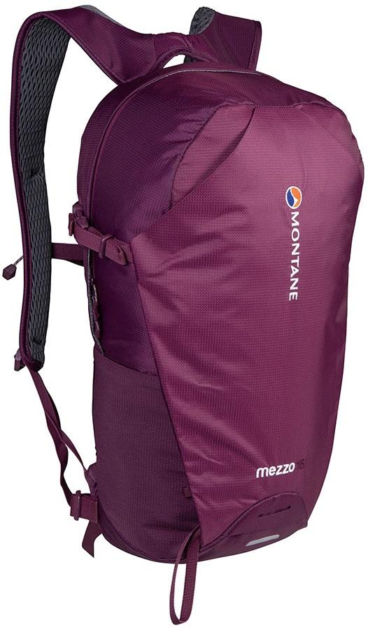 Montane Adult Unisex Mezzo Lightweight Day Pack/Backpack, 16l Saskatoon Berry
