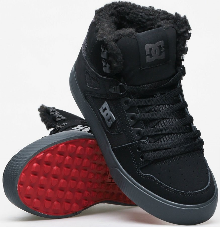 DC Pure High-Top WC WNT Men's Winter