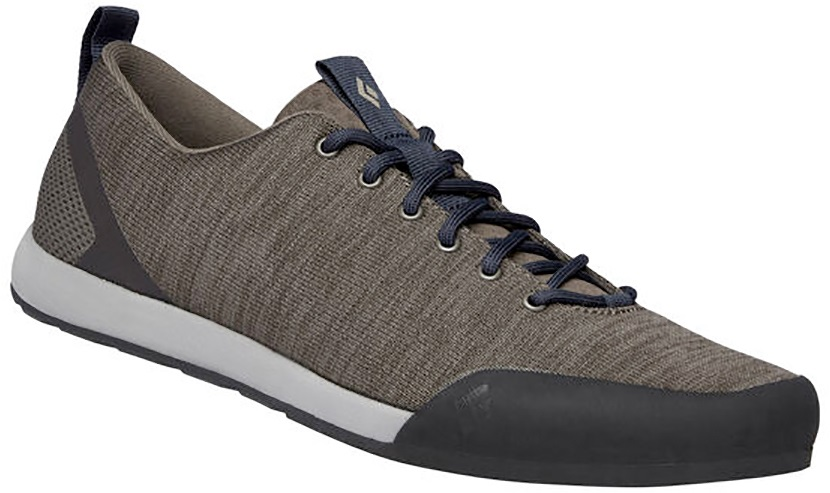 Black Diamond Circuit Approach Shoes, Uk 6 Malted-Storm