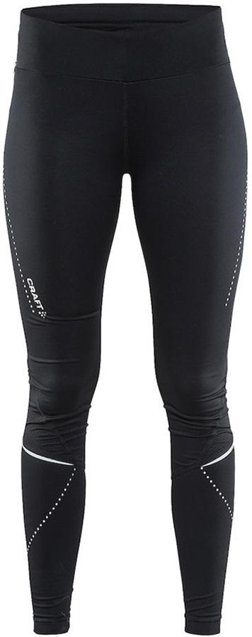 Craft Essential Quick Dry Women's Legging/Tights, XS Black