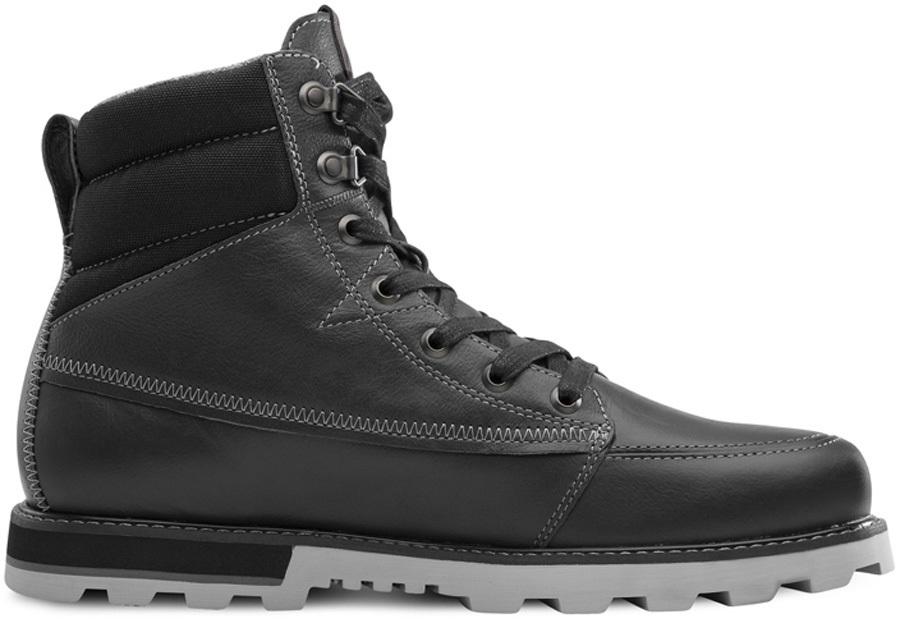 Volcom Sub Zero Men's Winter Boots, UK 9 Gun Metal Grey