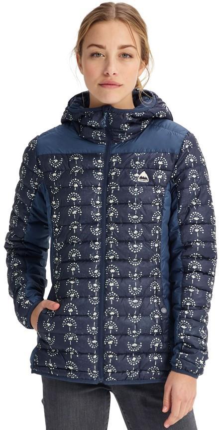 Burton Evergreen Down Collar Women's Jacket, S Indigo
