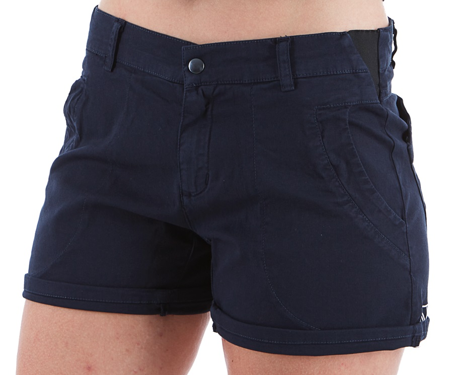 Looking For Wild Bavella Women's Climbing Shorts, S Total Eclipse