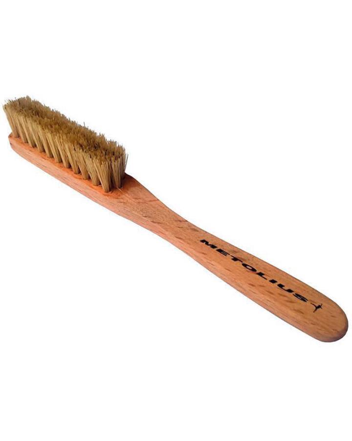Metolius Solid Wood Brush Bouldering Brush, O/S Brown