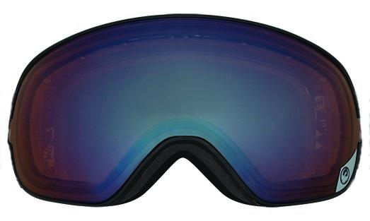 Dragon X2s Snowboard/Ski Goggle Spare Lens Pol Flash Blue