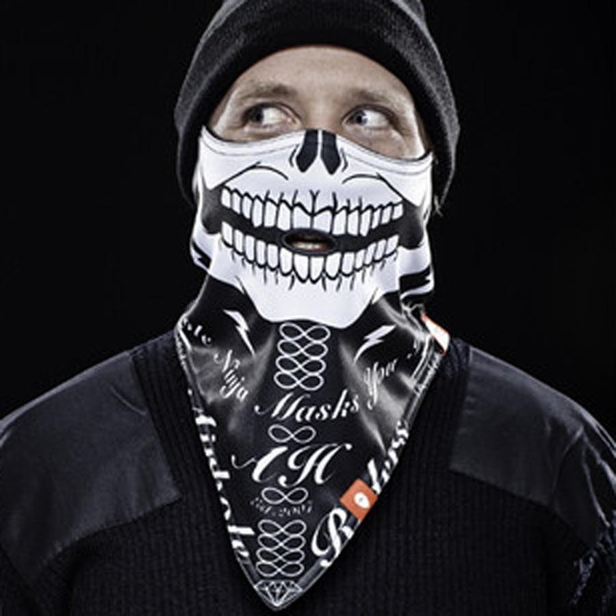 Airhole Standard Snowboard/Ski Face Mask, L/XL | Mens / Unisex, G-Unit