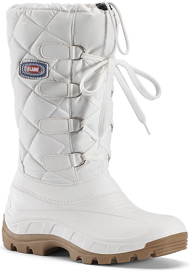 Winter Snow Boots UK 2.5/3.5 White