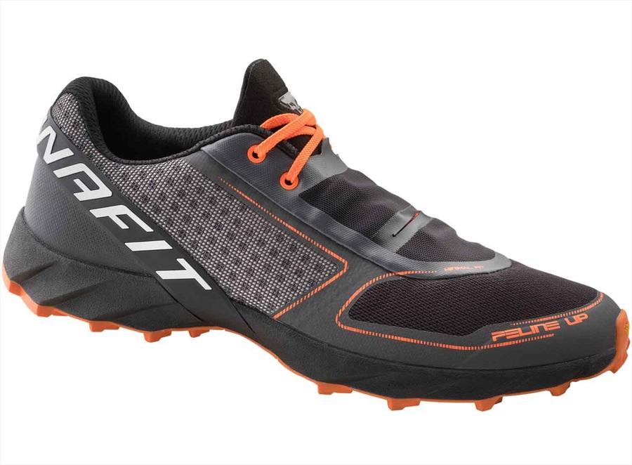 Dynafit Feline UP Men's Trail Running Shoes 7 White/Orange/Black