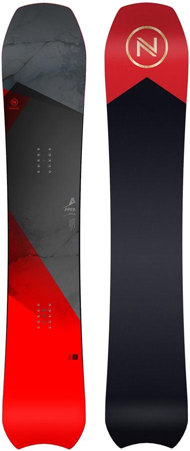 Nidecker Area Positive Camber Snowboard, 157cm 2021