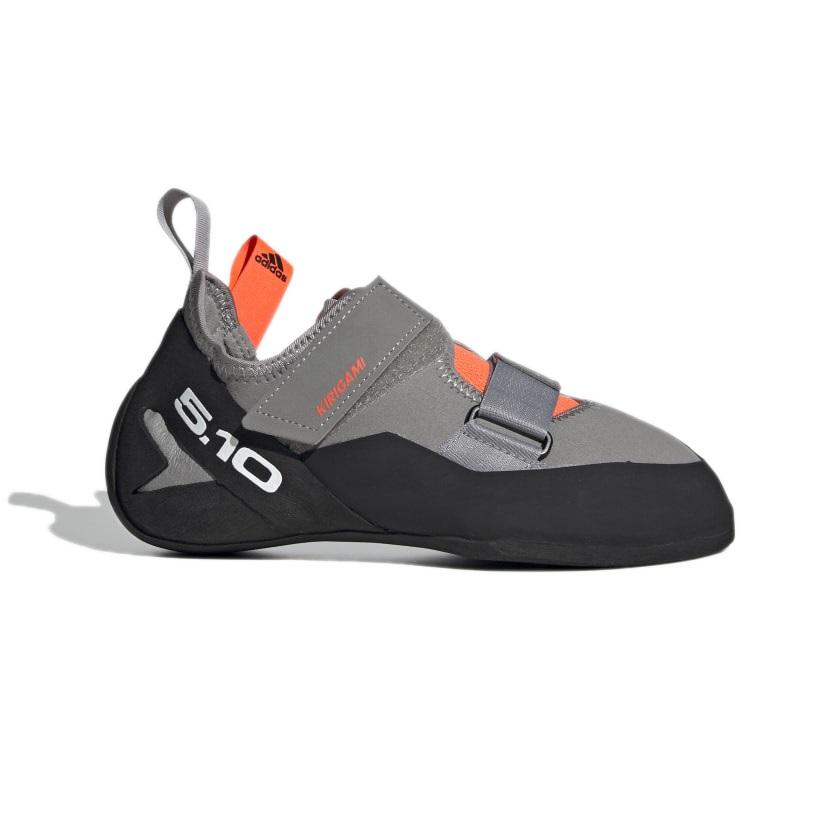 Adidas Five Ten Adult Unisex Kirigami Womens Rock Climbing Shoe, Uk 8.5 | Eu 42.7 Grey/Black