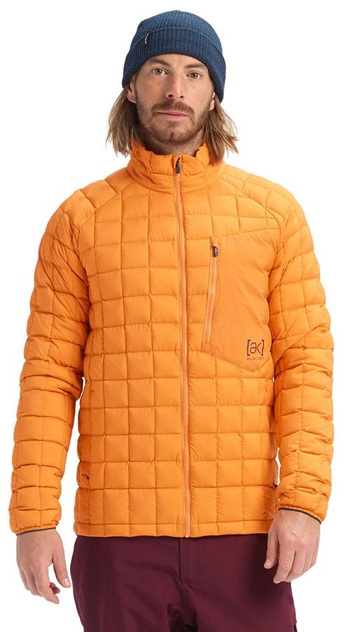 Burton Adult Unisex [ak] Bk Lite Insulator Technical Jacket, S Russet Orange