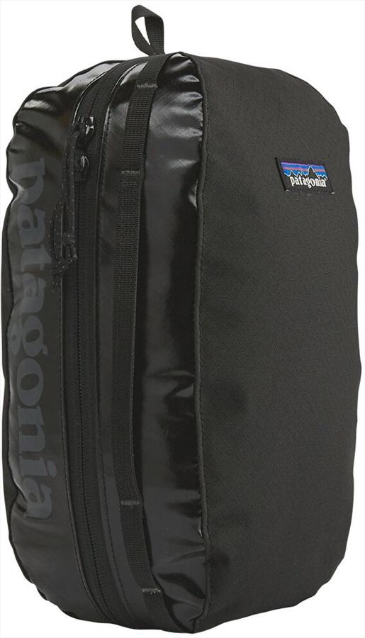 Patagonia Medium Black Hole Cube Duffel Travel Bag, 6L Black