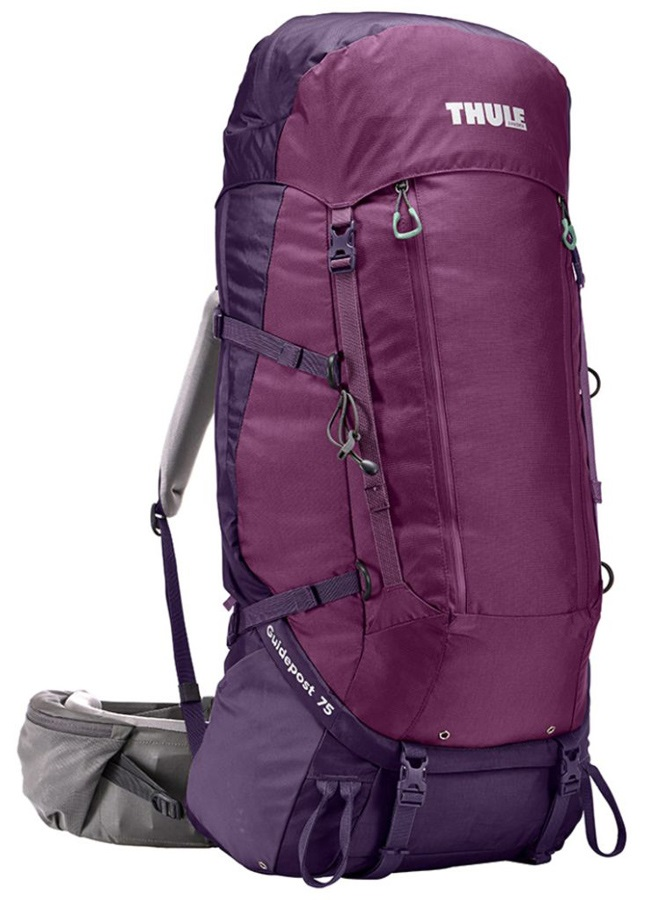 Thule Guidepost Women's Hiking Backpack 75 L Jewel Potion