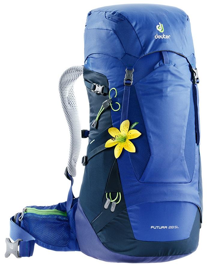deuter Futura 28 SL Women's Hiking Backpack, 28L Indigo-midnight